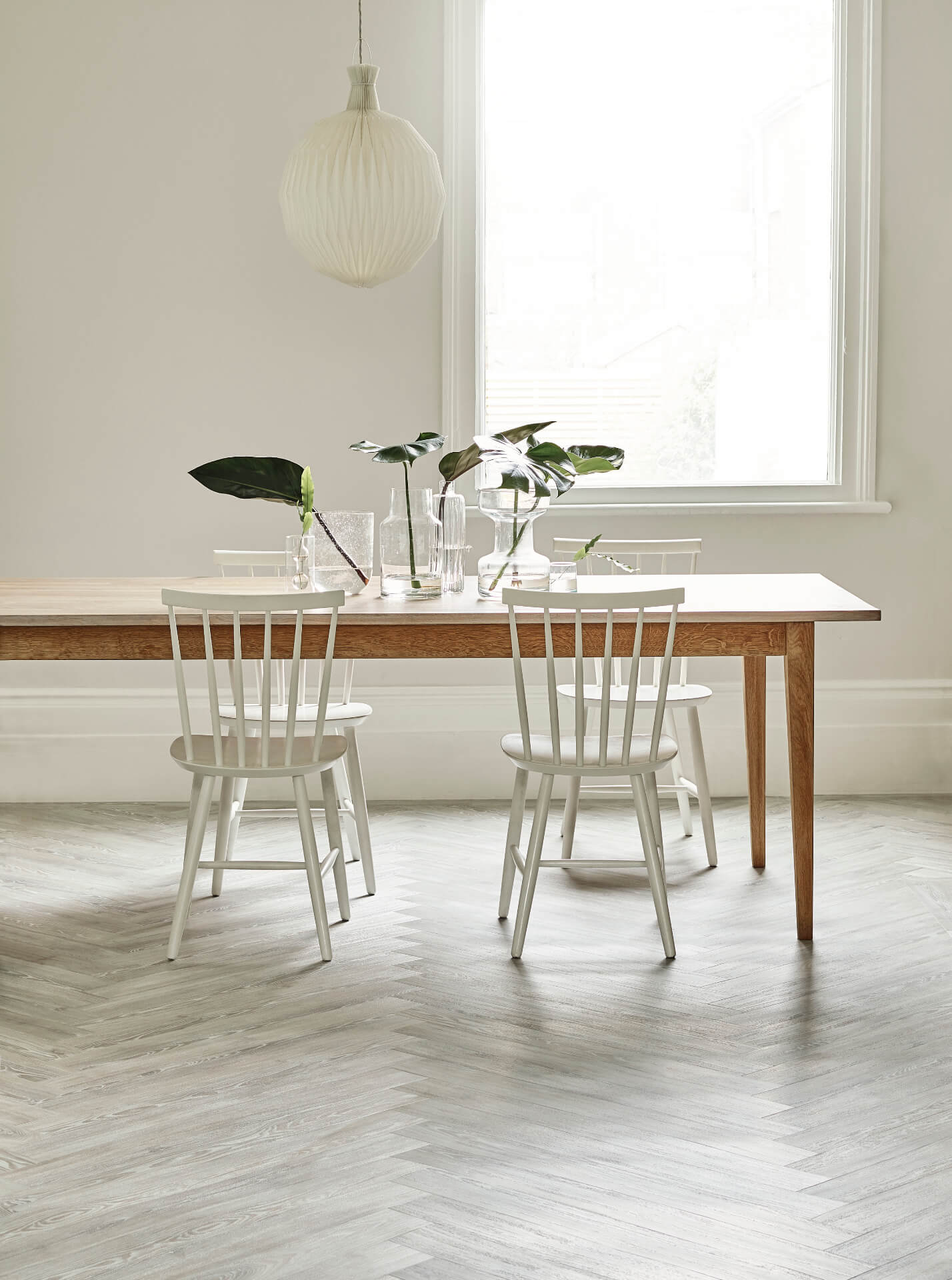 Amtico Signature White Flooring