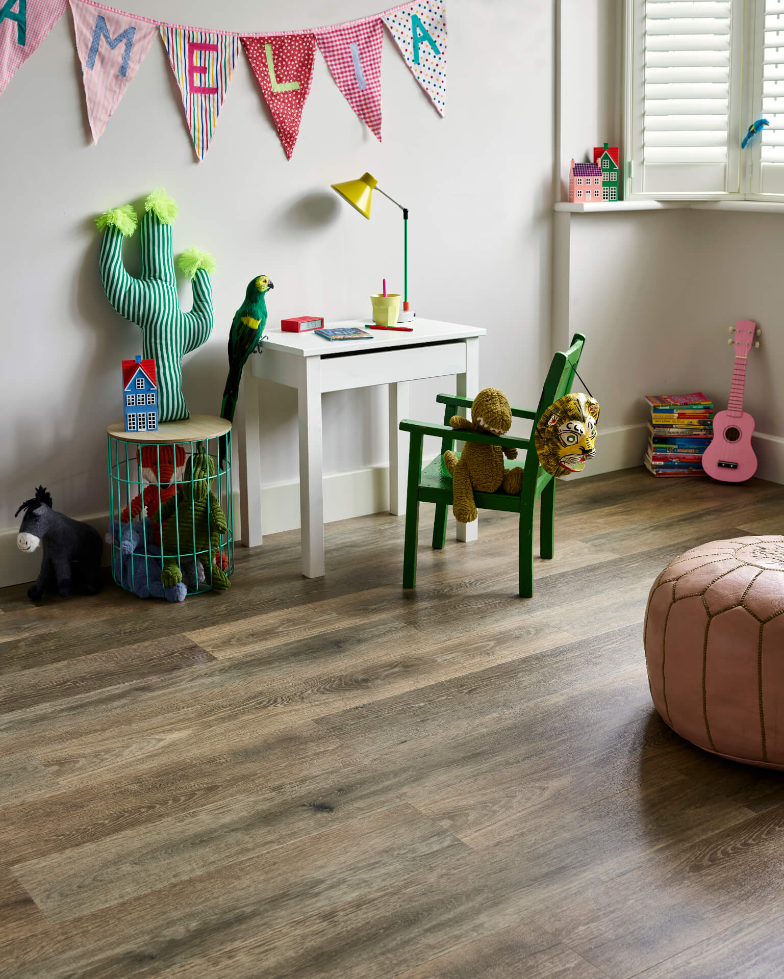 Amtico Spacia Wooden Flooring