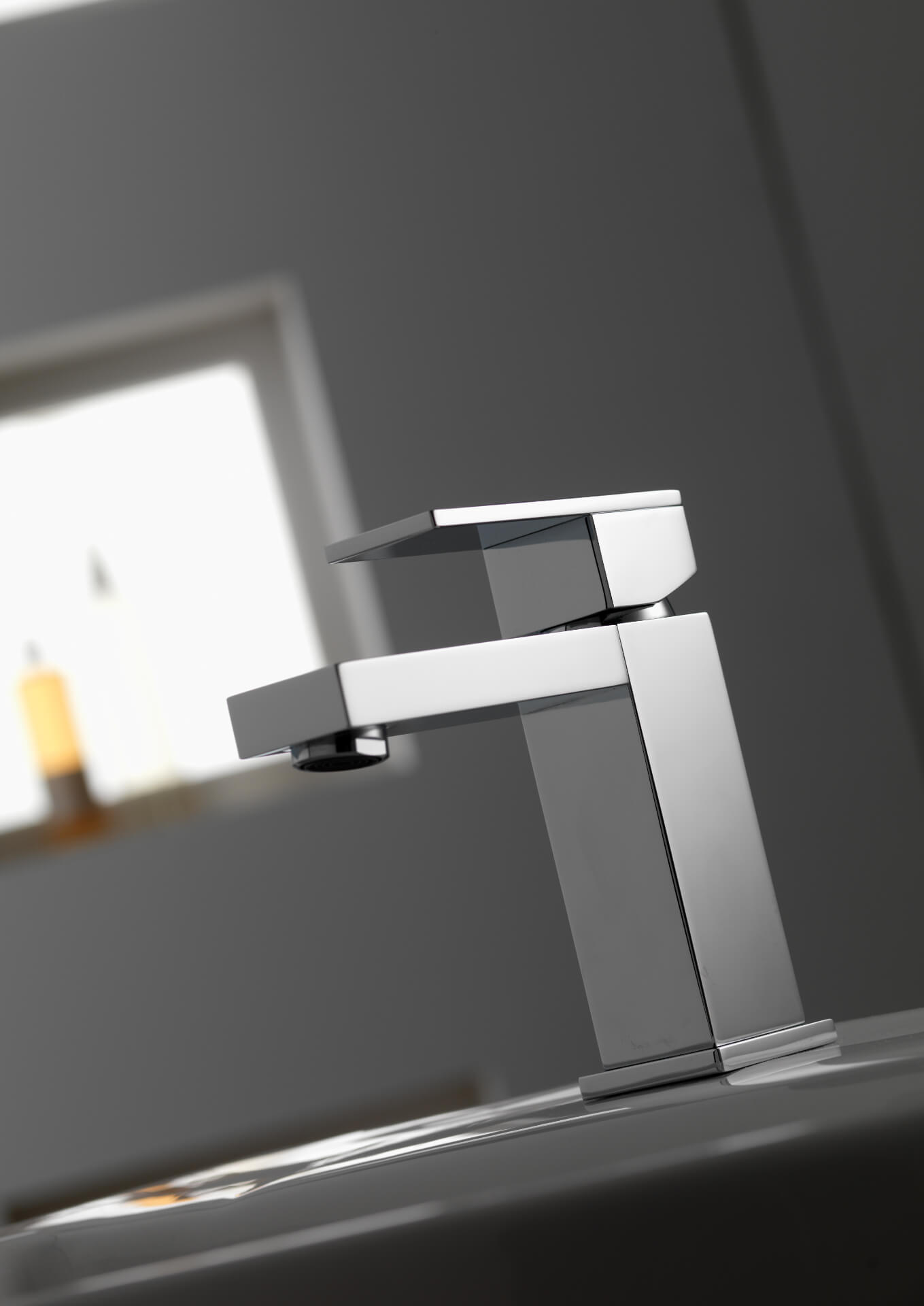 Puraflow Silver Squared Tap