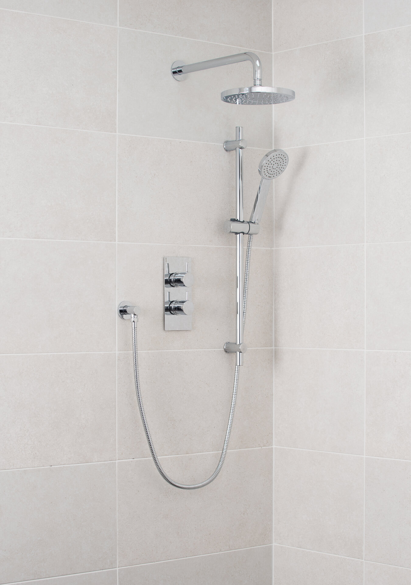Puraflow Silver Shower