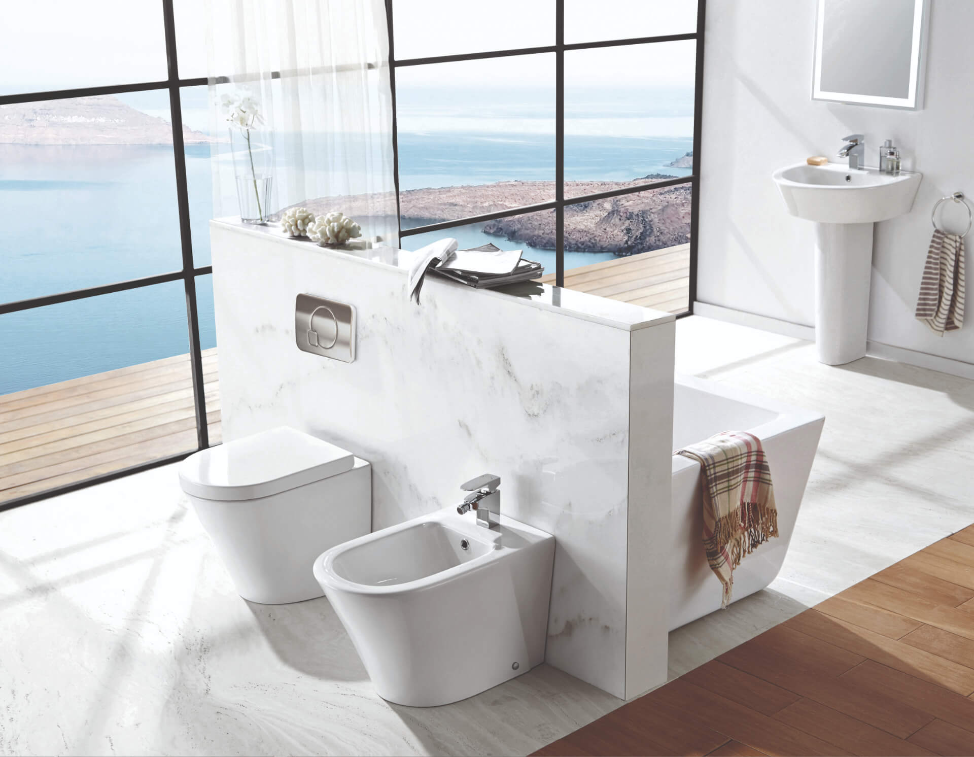 Pura Imex Arco Bathroom