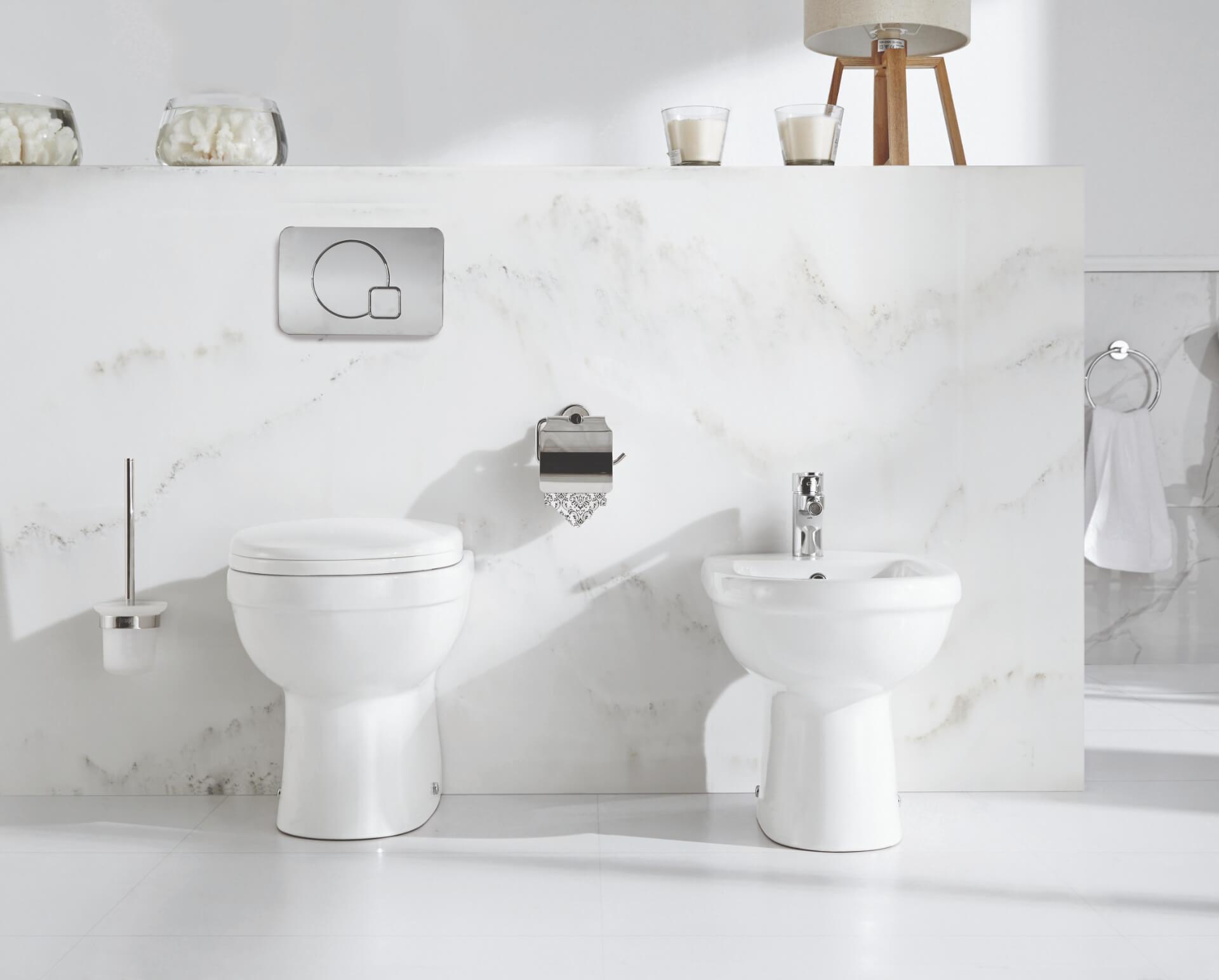 Pura Imex Ivo Wall Toilet