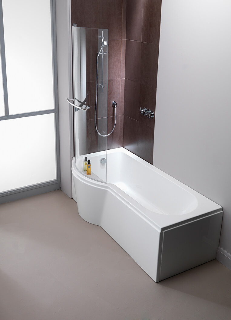 Pura Puracast Squared Bath
