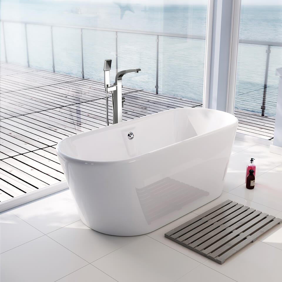 Pura Puracast Round Bath
