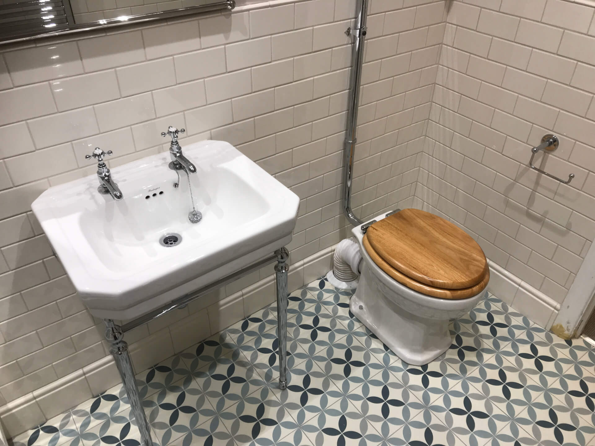 New Bathroom Unit