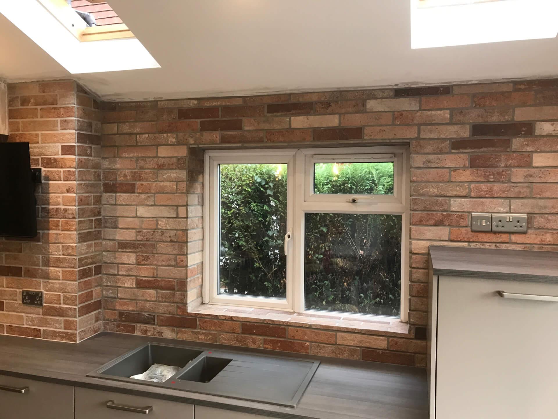 New Kitchen Windows
