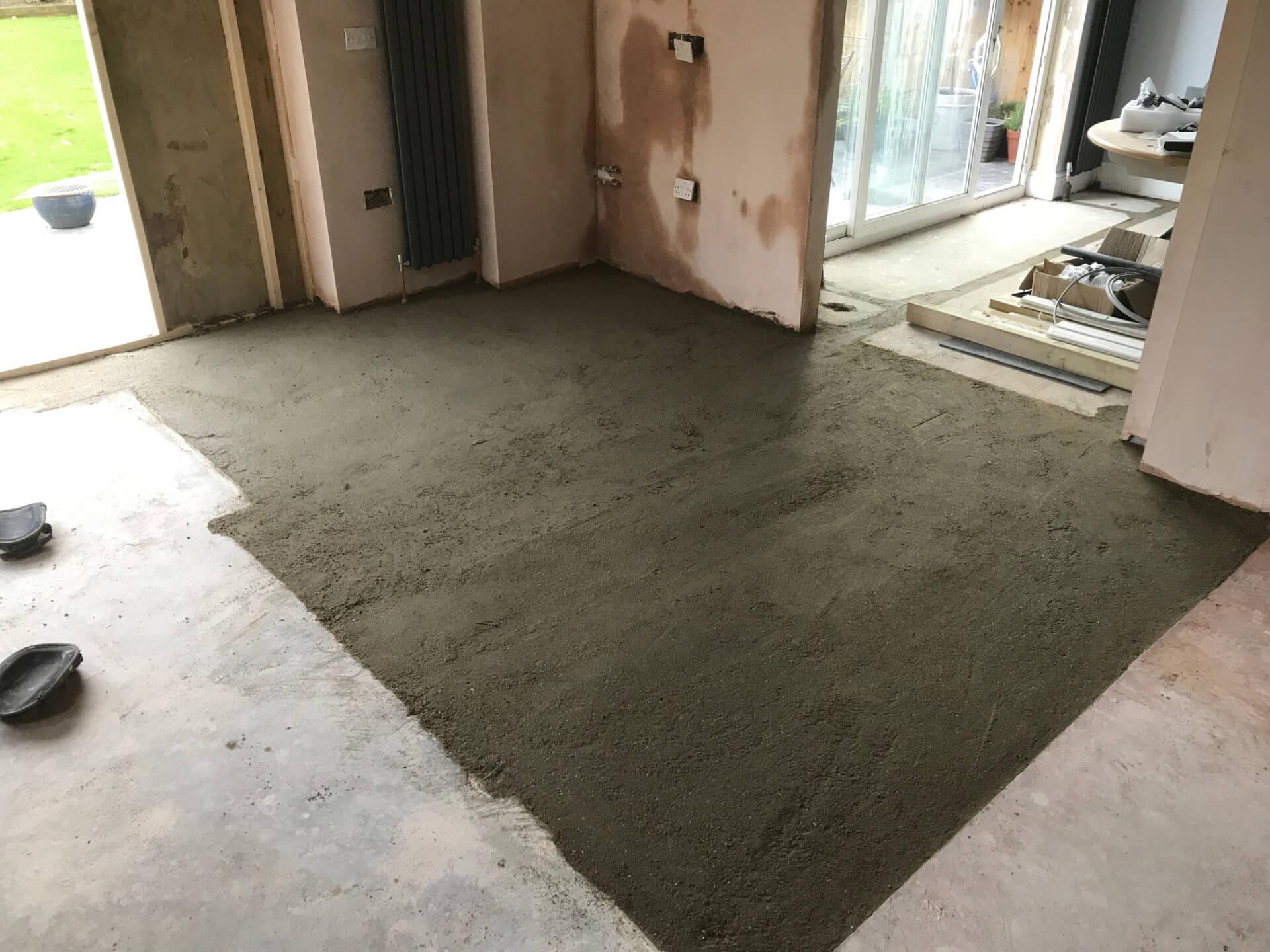 Floor Repairing
