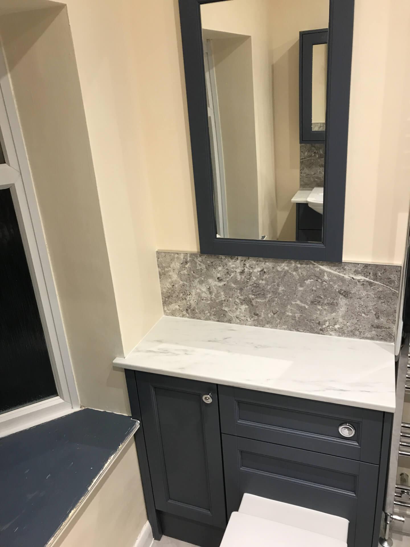 New Sink Unit