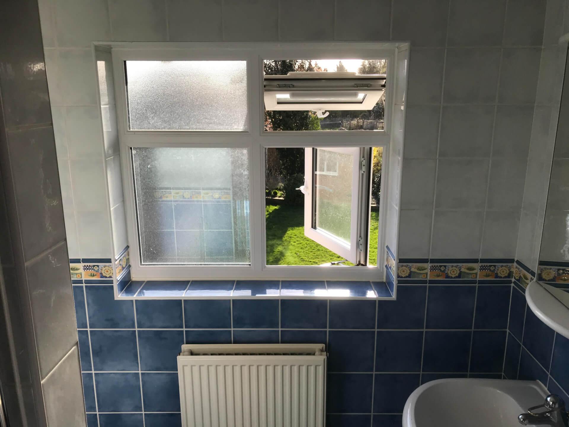 Bathroom Windows Mounting