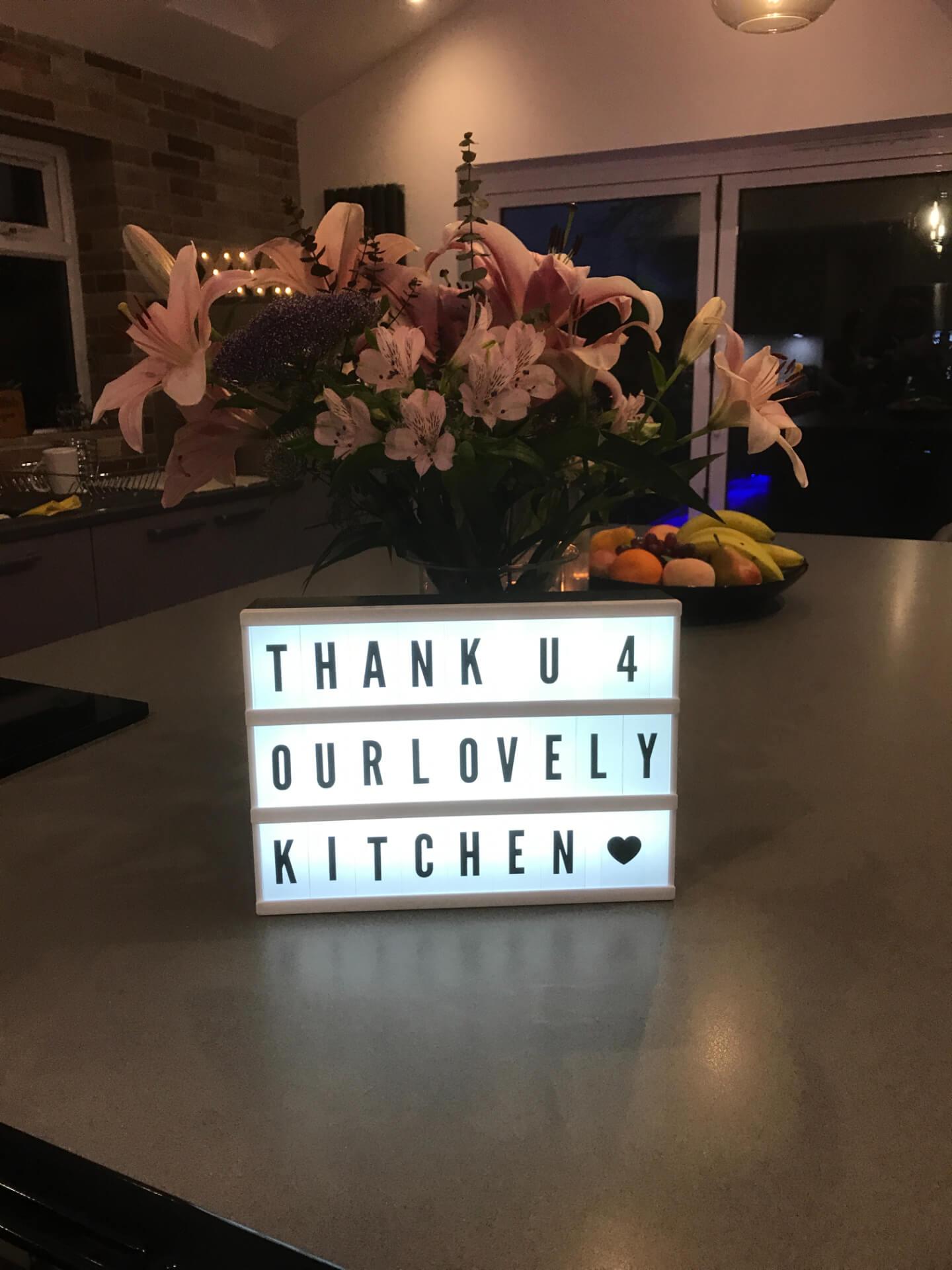 New Kitchen Decoration