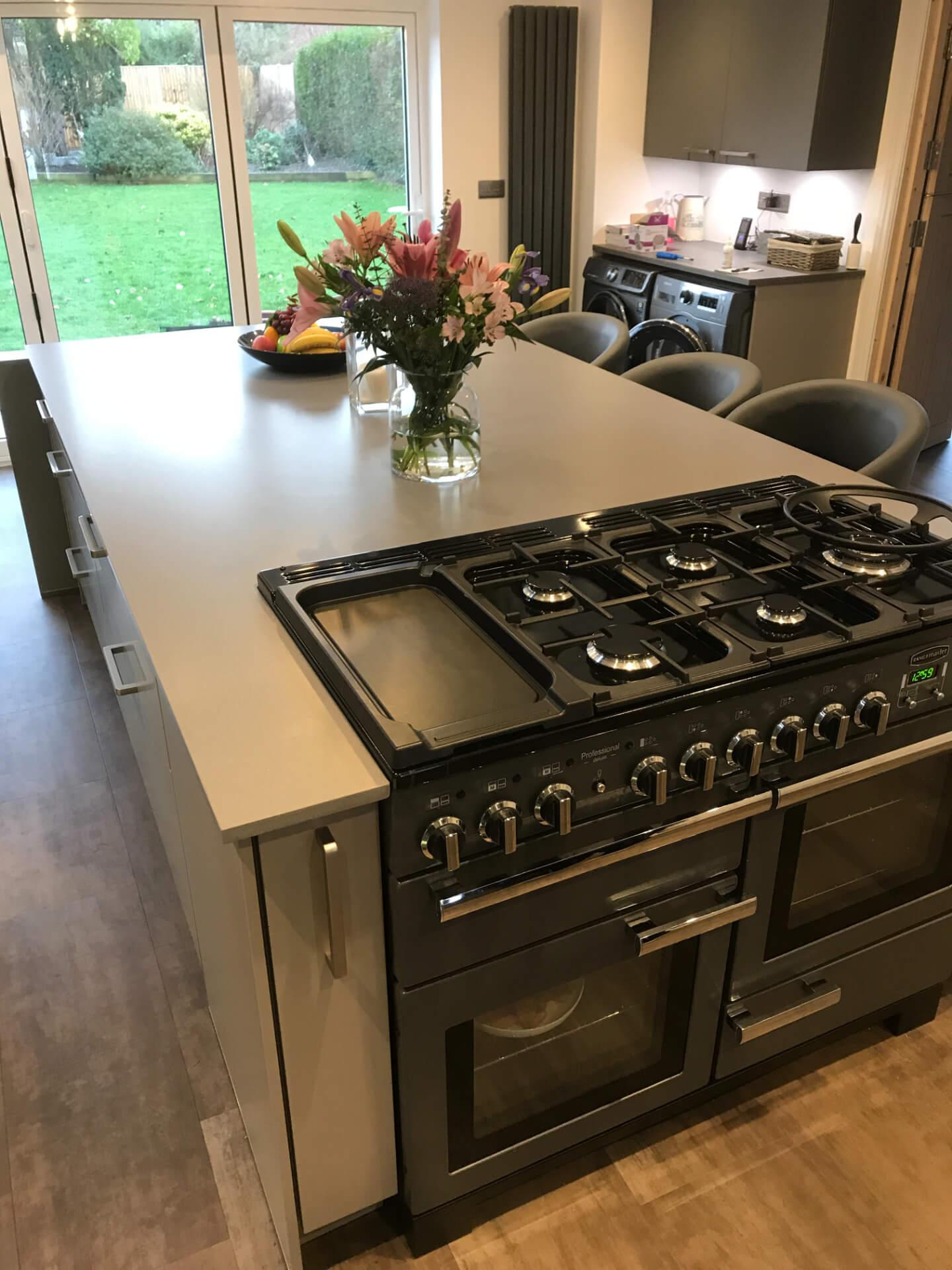 New Kitchen Oven