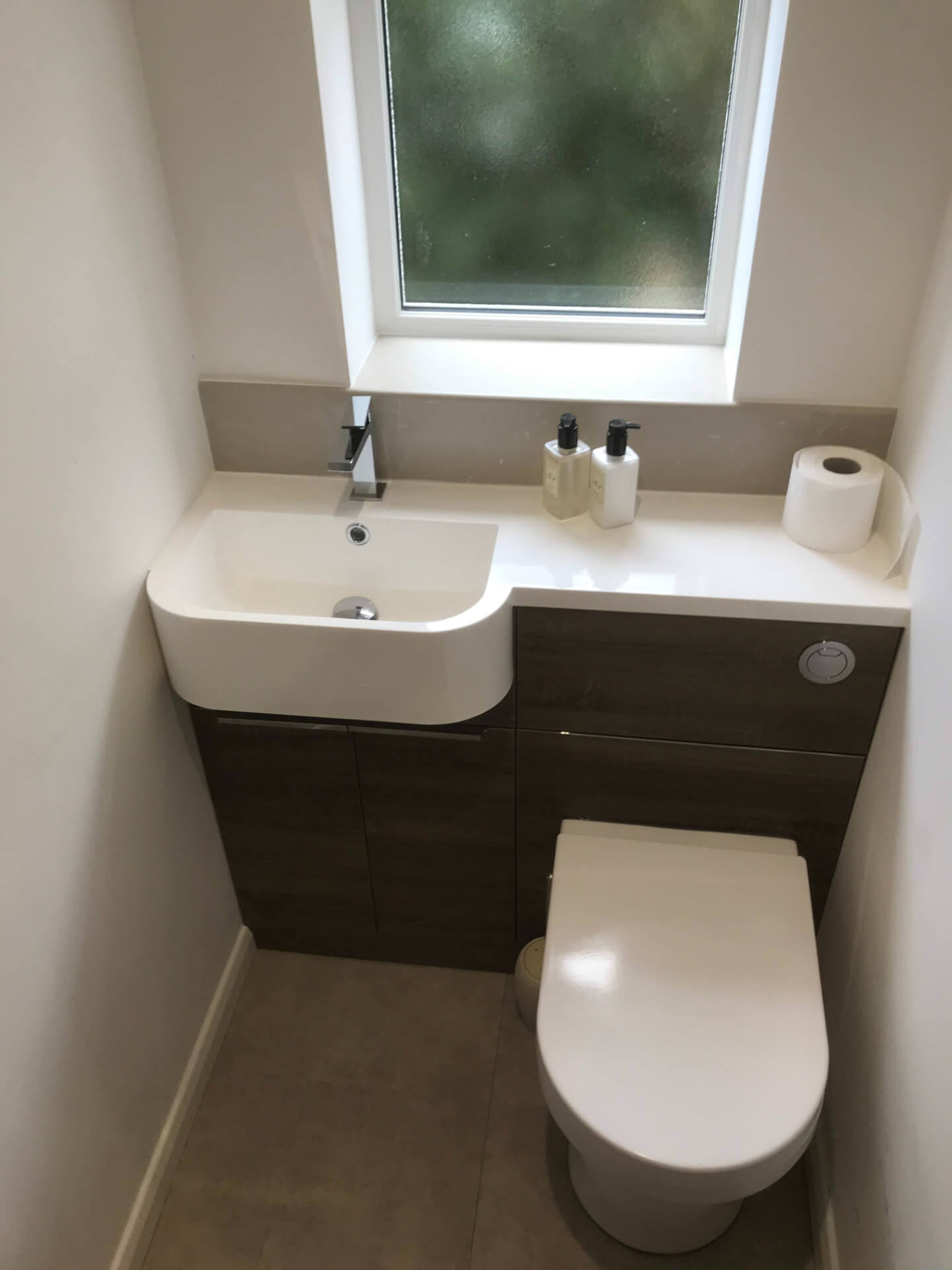 New Toilet Unit