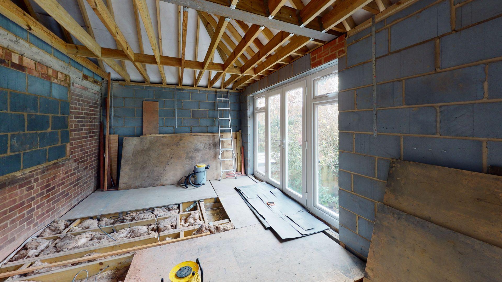 Renovation in Farnborough