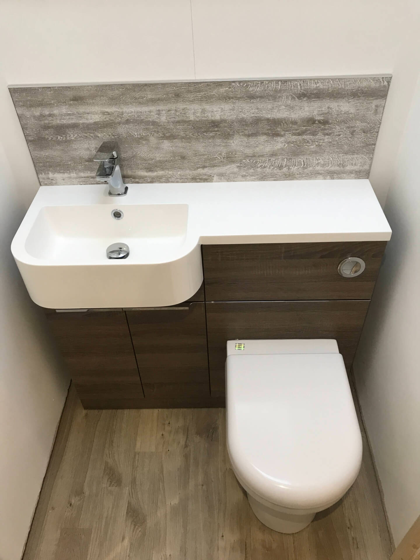 New Bathroom Toilet Unit