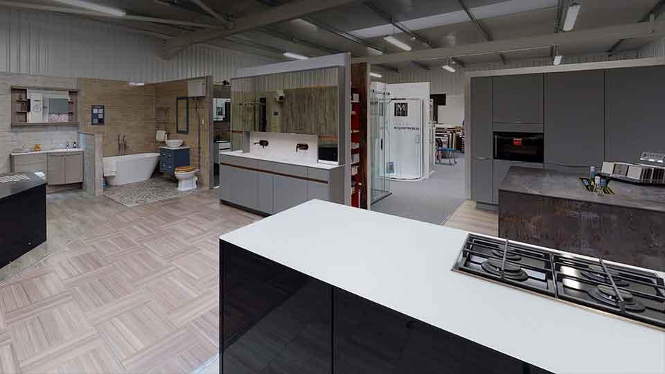 Kitchen Showroom Camberley