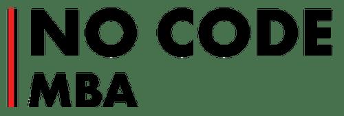 NoCode MBA logo
