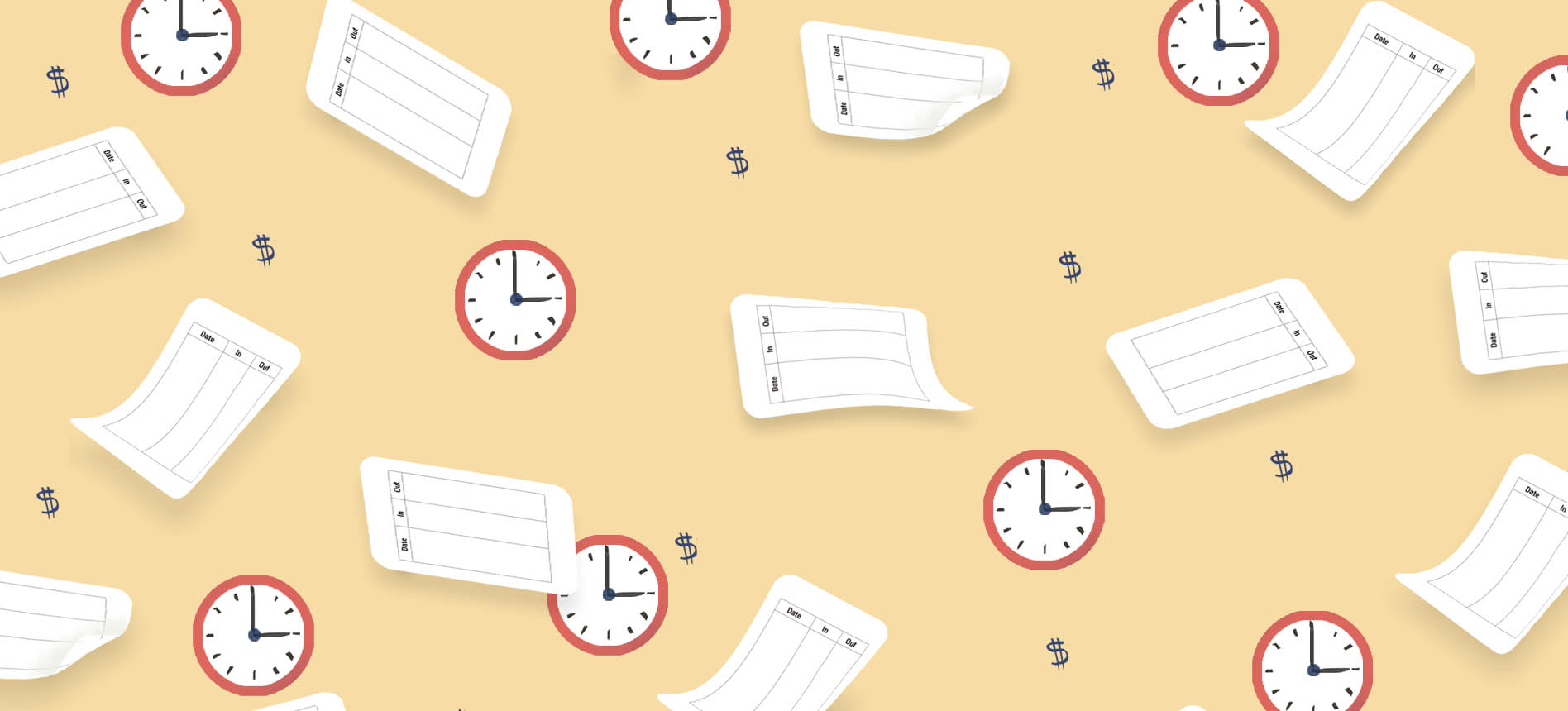 How much are paper timesheets costing your company?