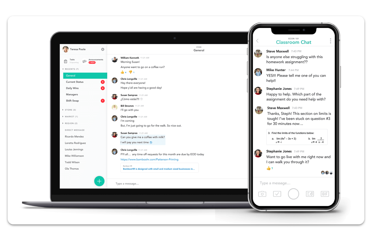 Pronto workforce management software preview.