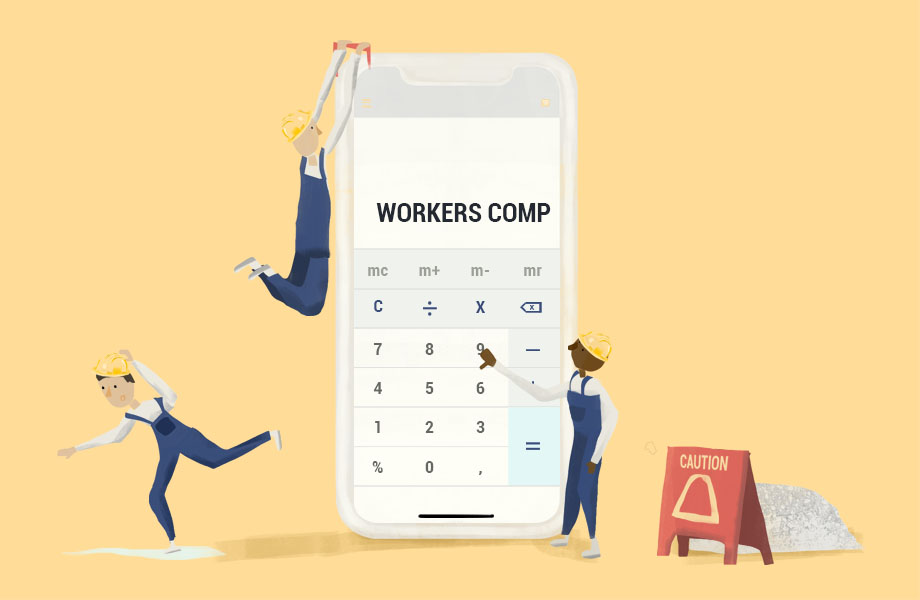 How to Calculate Workers' Compensation Cost Per Employee