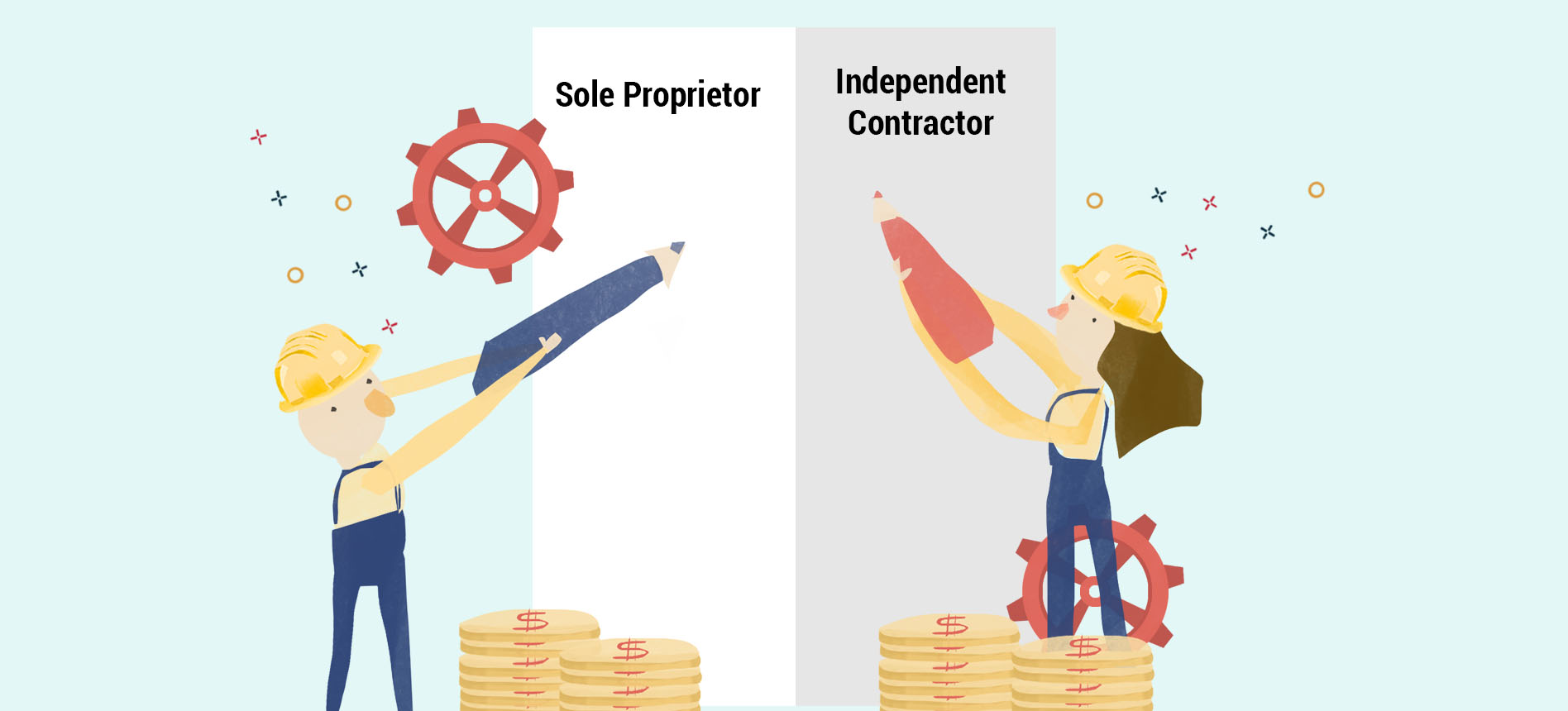 Sole Proprietor vs Independent Contractor