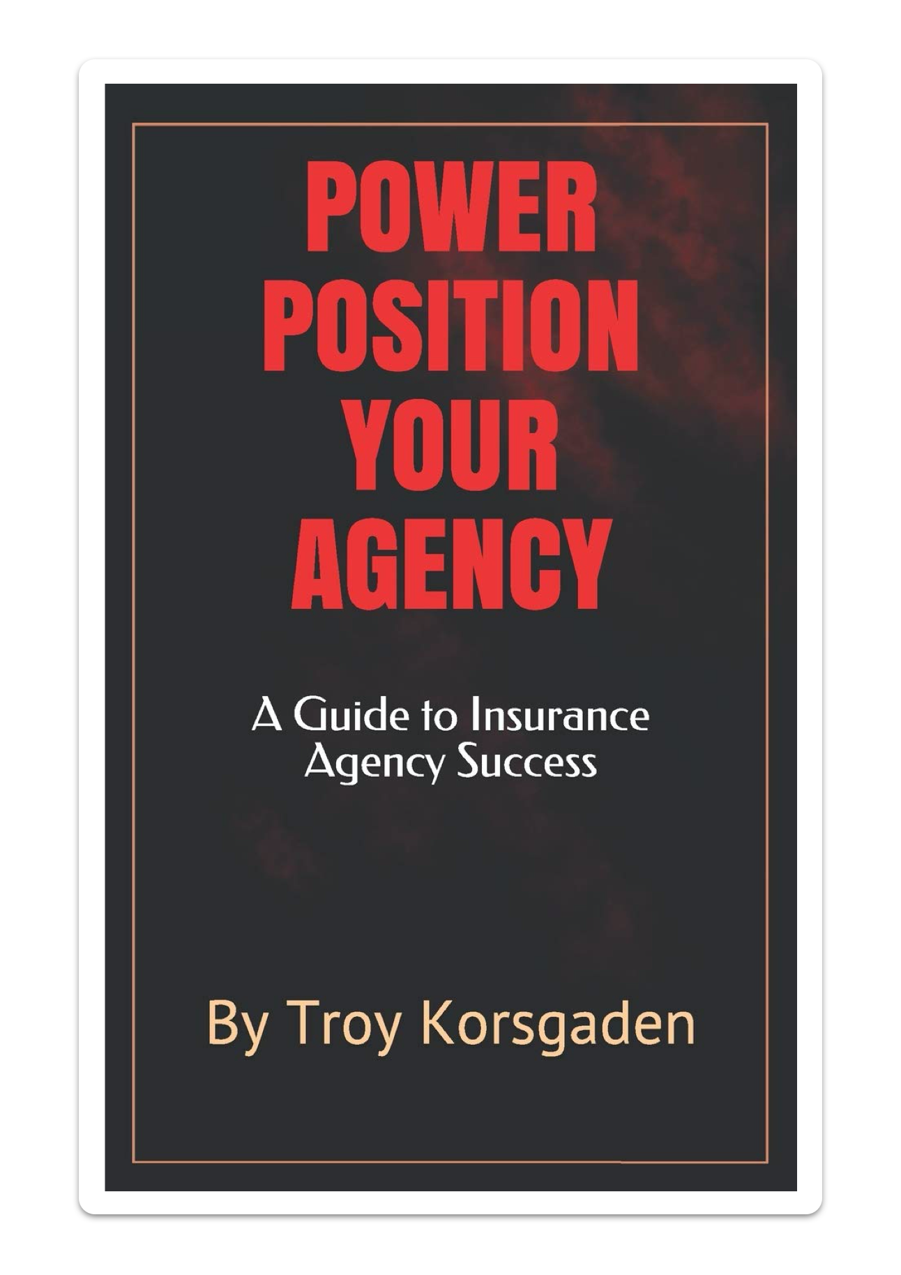 Book cover for Power Position Your Agency