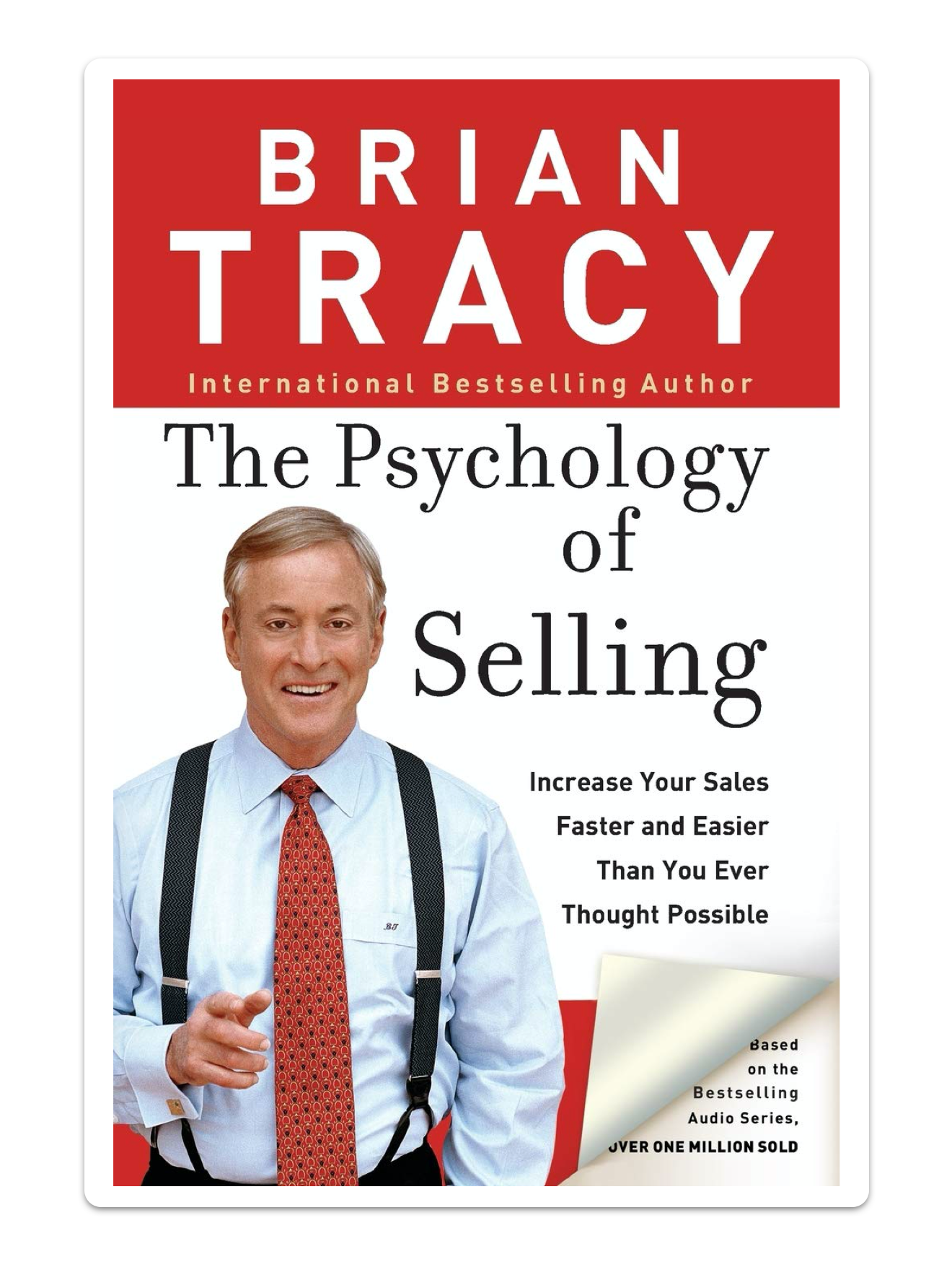 Book cover for The Psychology of Selling