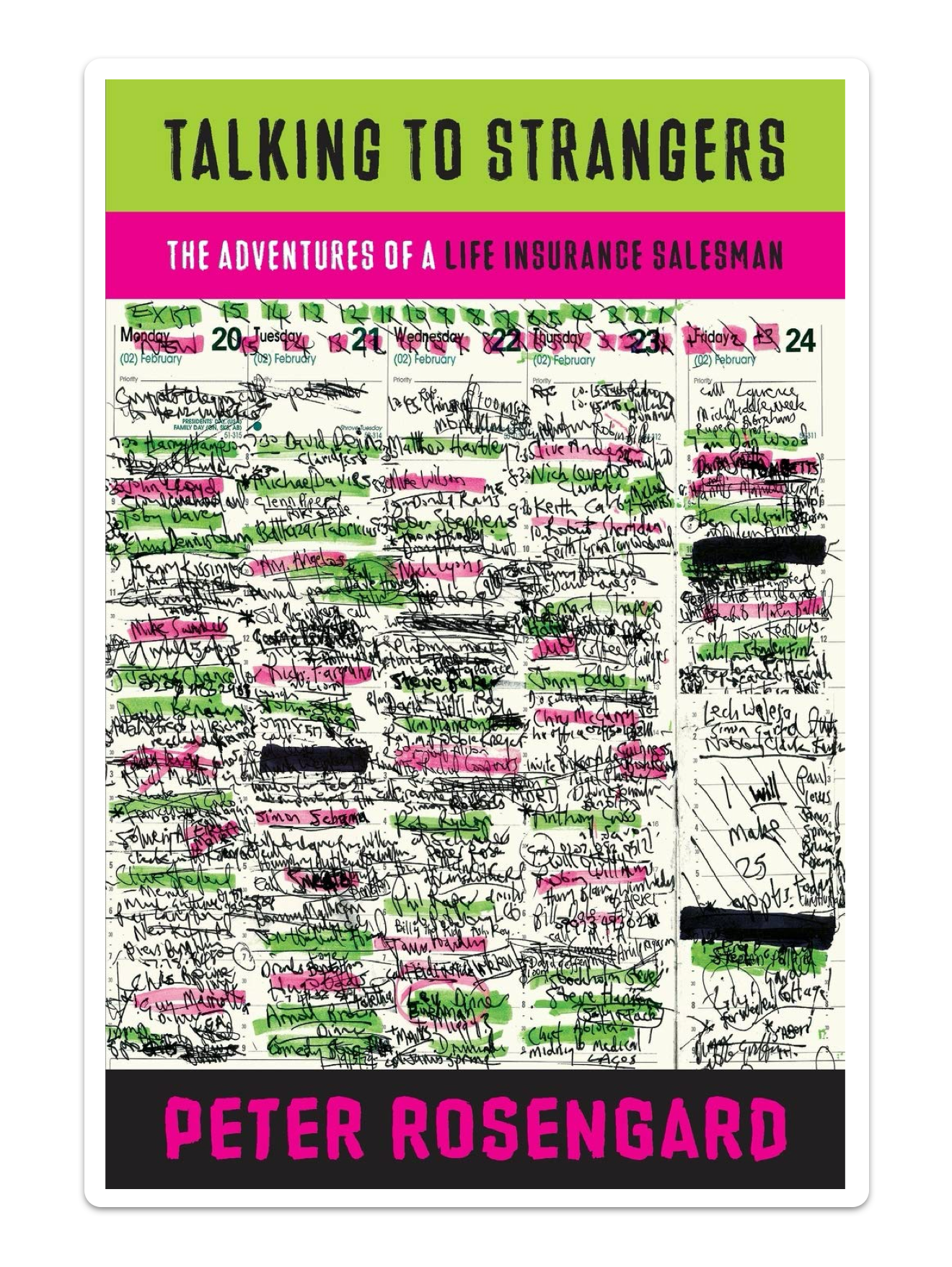 Book cover for Talking to Strangers