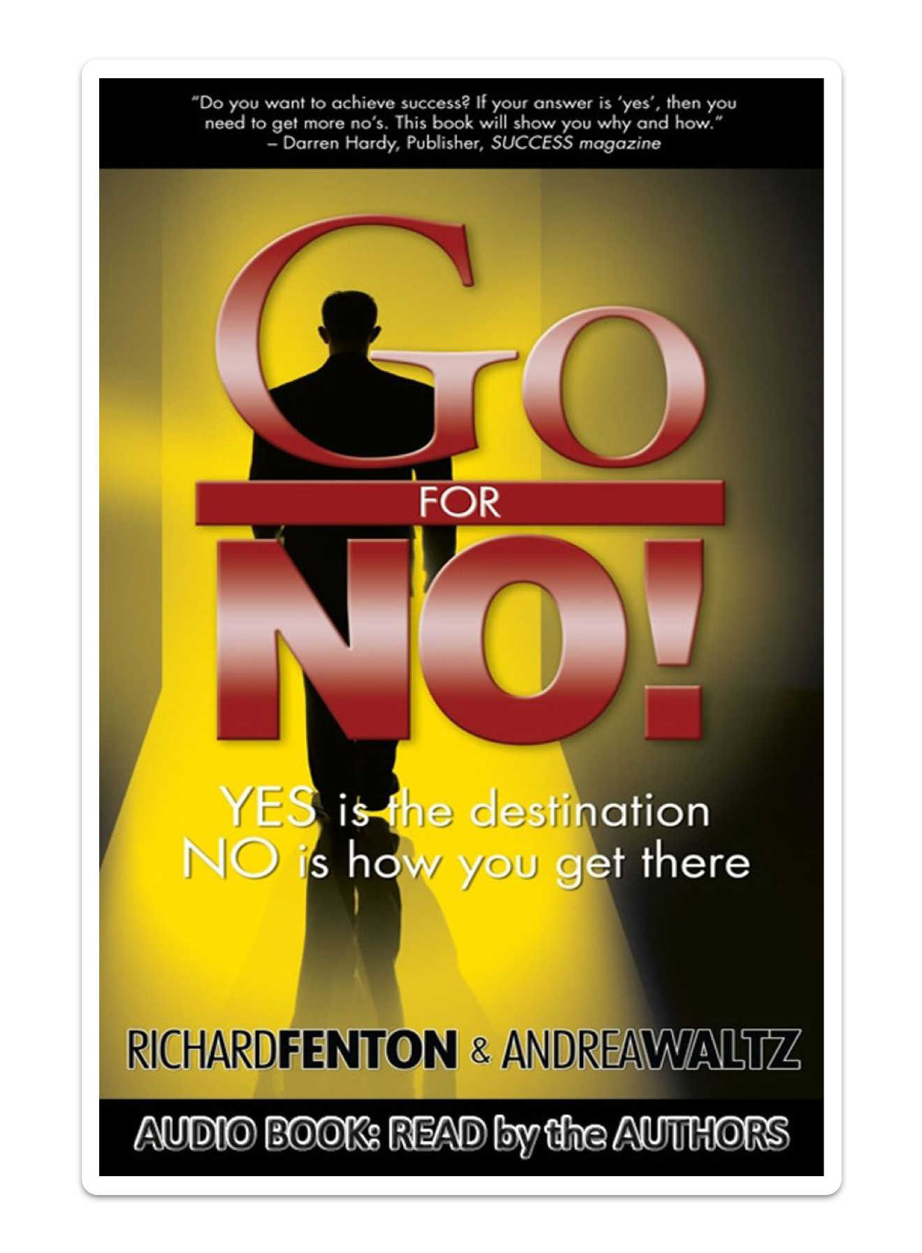 Book cover for Go for No!