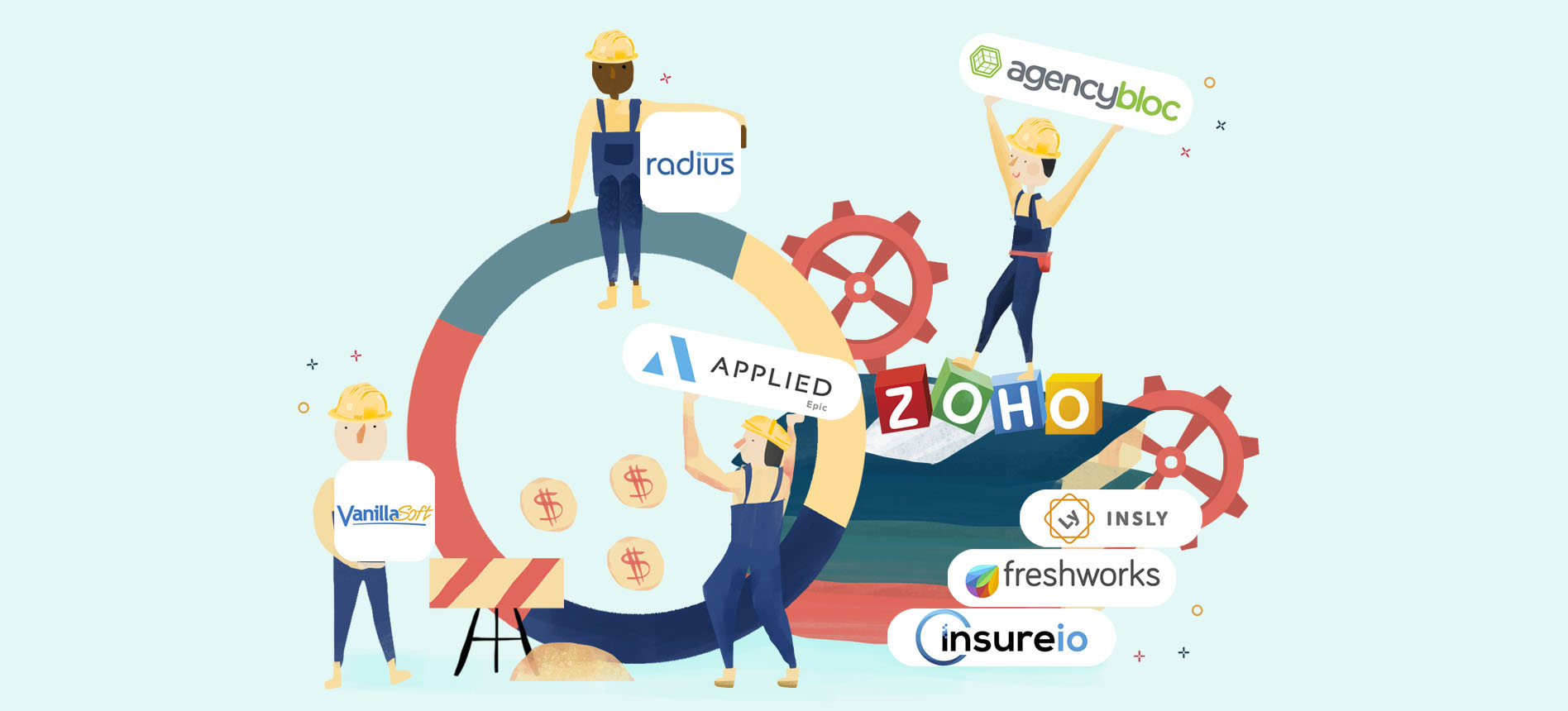 8 Best CRM Software Platforms for Insurance Agents