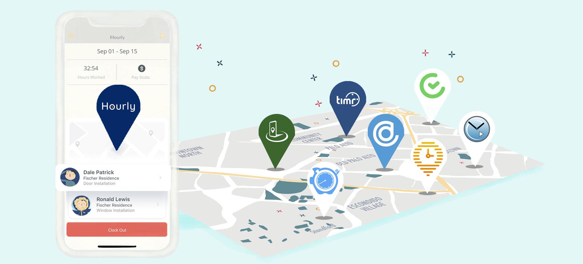 Best Employee GPS Tracking Apps