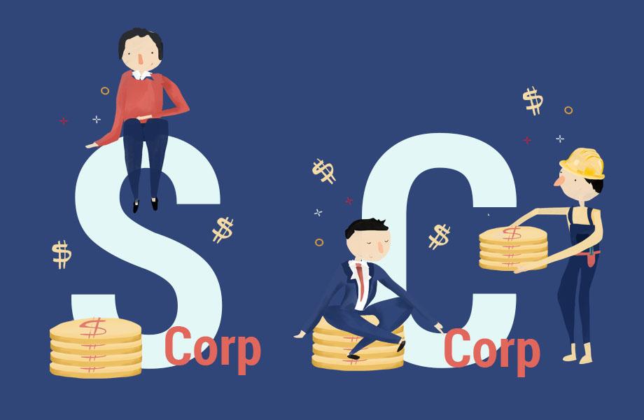 S Corp vs C Corp Thumbnail Image