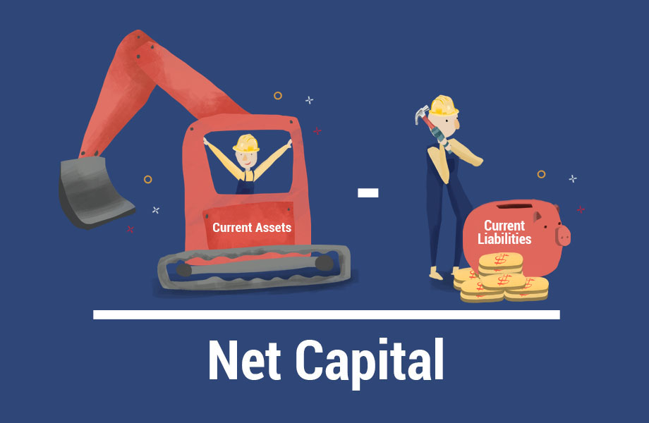 Net Working Capital Graphic