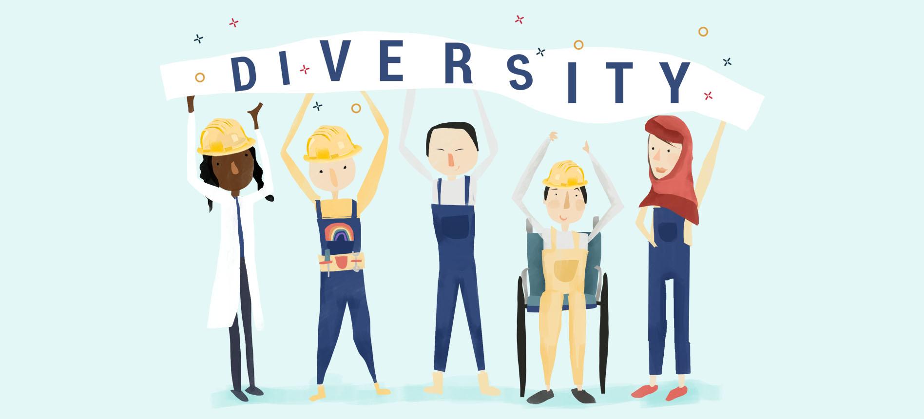 Cultural Diversity Thumbnail Graphic