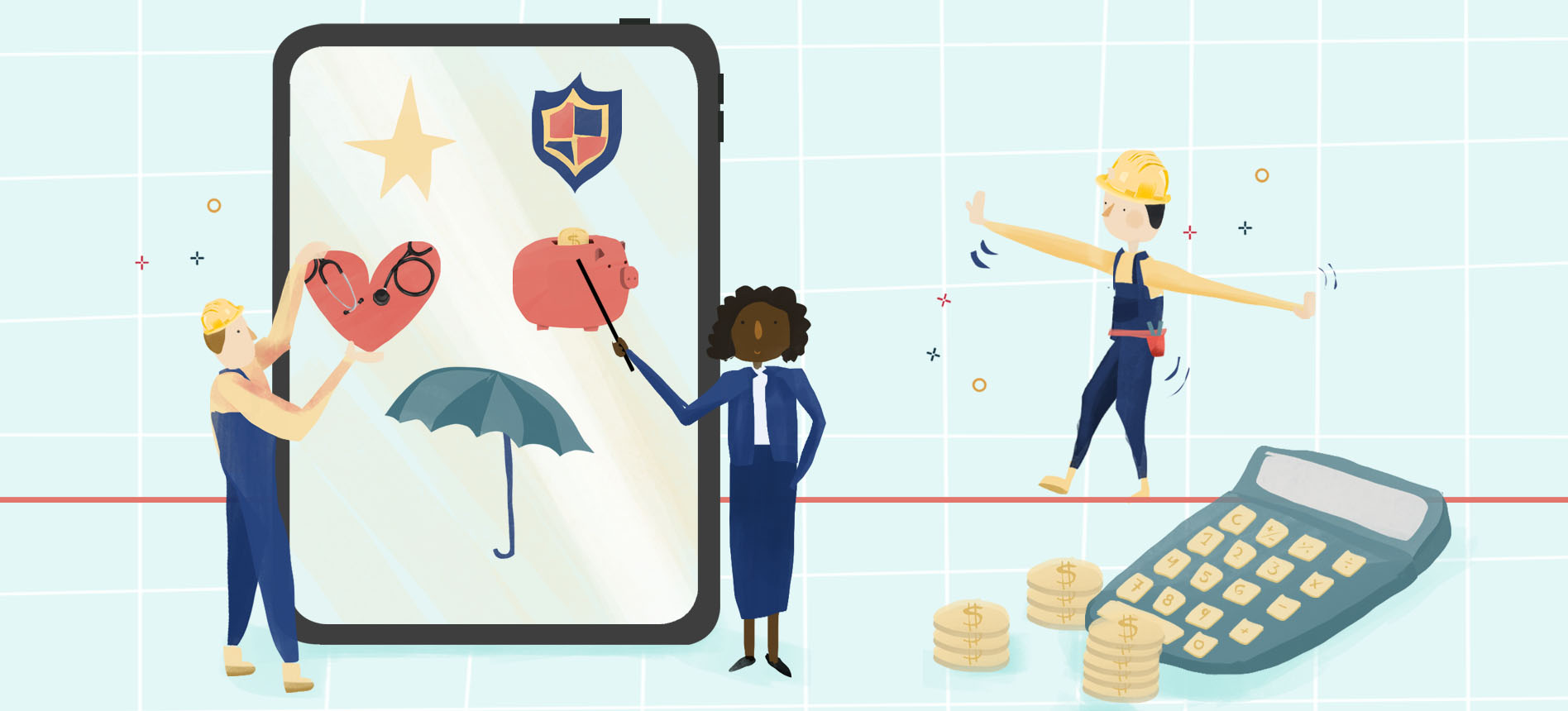 How to explain rates to your insureds thumbnail graphic