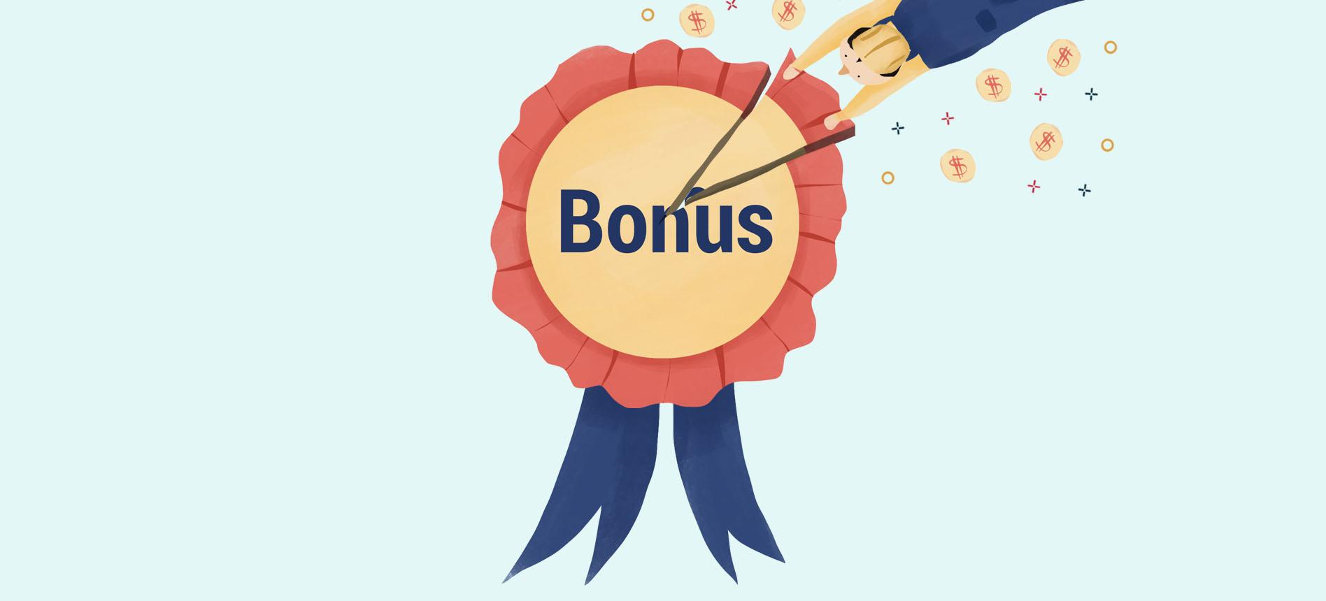 Bonus Tax Rate Thumbnail Graphic