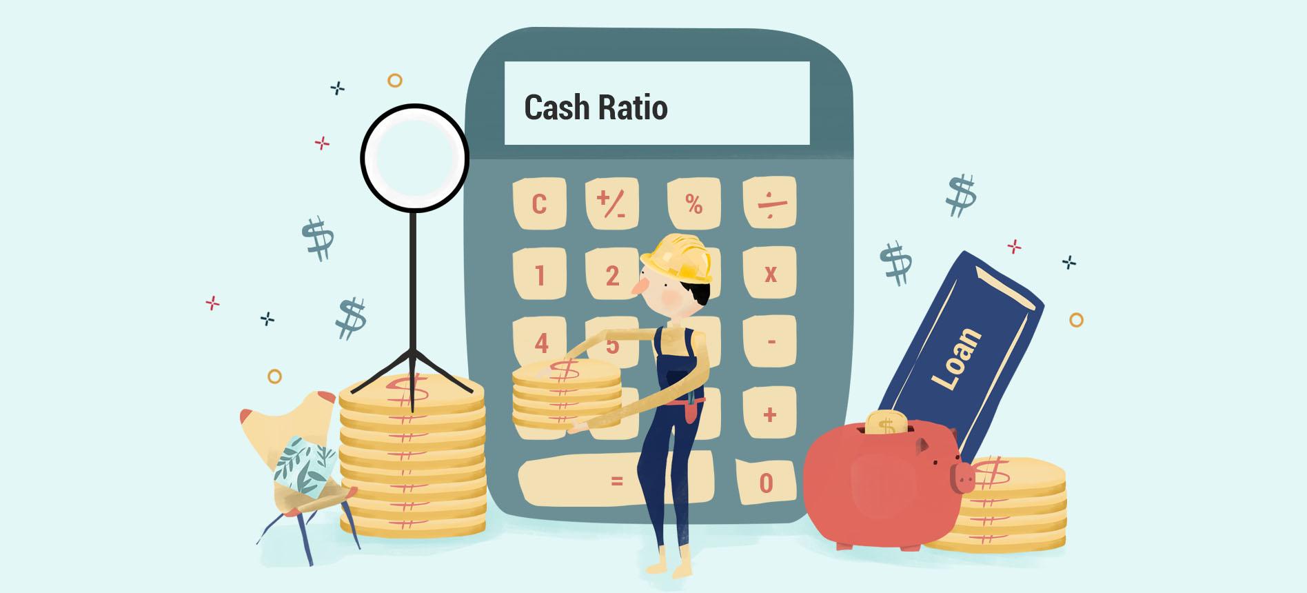 Cash Ratio Thumbnail Graphic