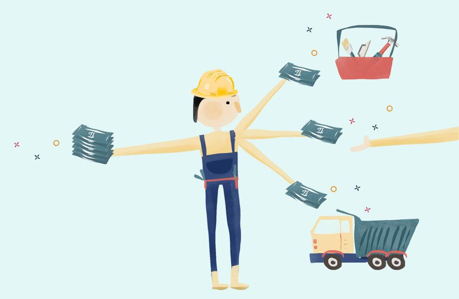Working Capital Loan Thumbnail Graphic