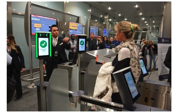 Biometric travel applications