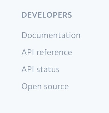 Why do we care about APIs