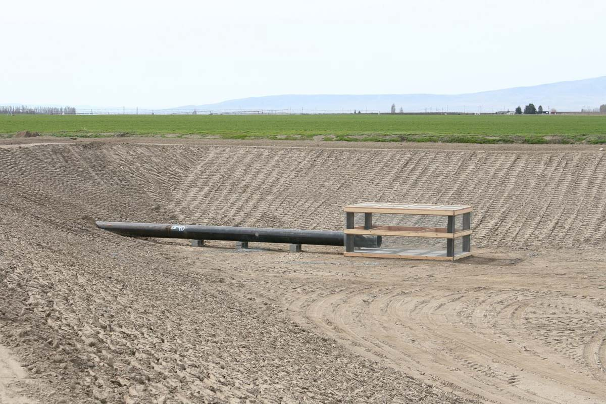 Irrigation Ponds