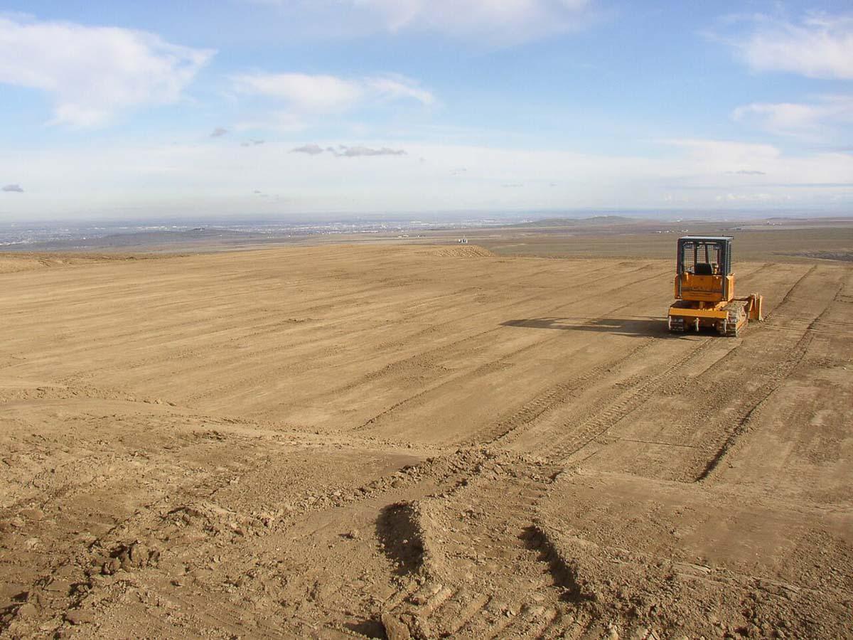 Site Work Excavation