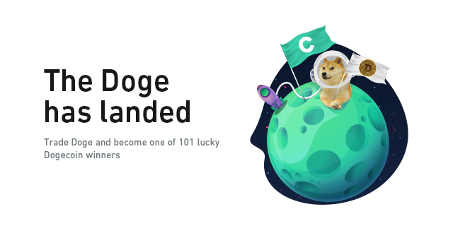 Join our DOGE raffle