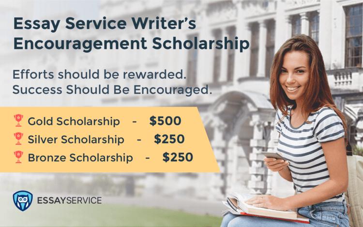 Essay Service Writer's Encouragement Scholarship