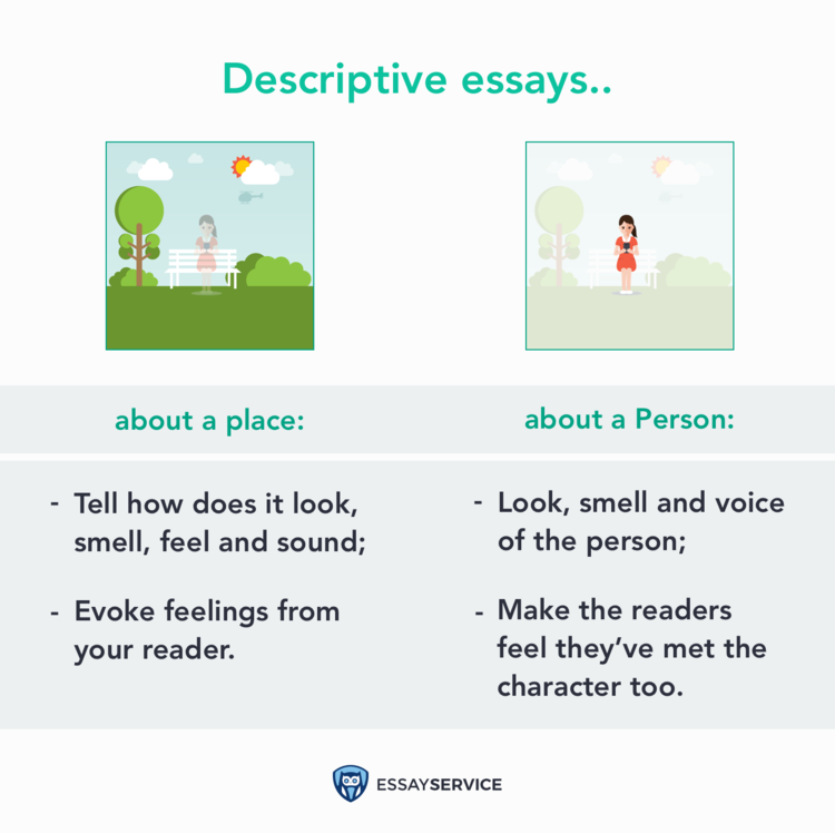 Descriptive Essay about a preson