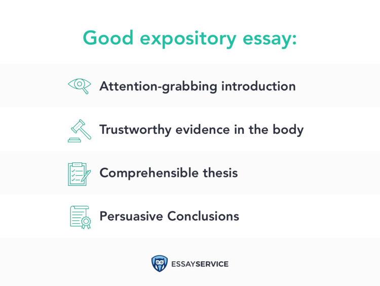 structure of an expository paper