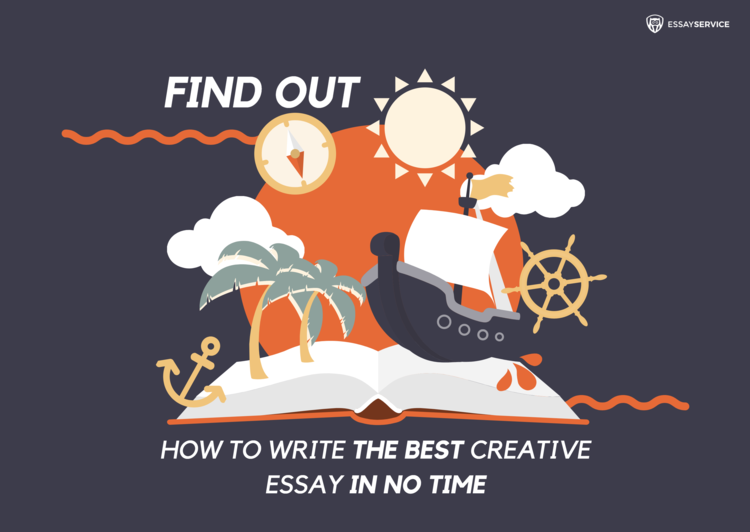 How to Write the Best Creative Essay In No Time: Tips & Paper Ideas
