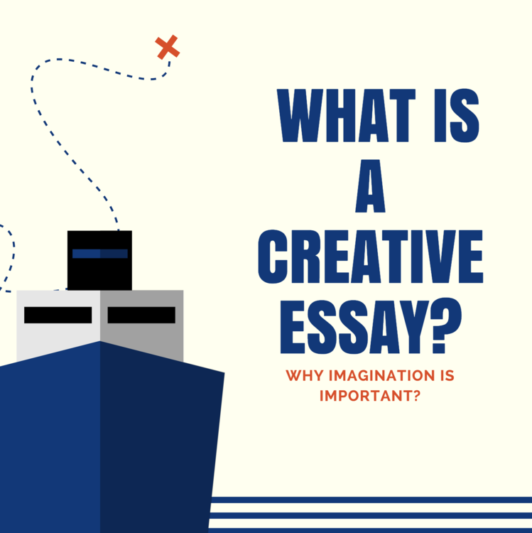 what is a creative essay
