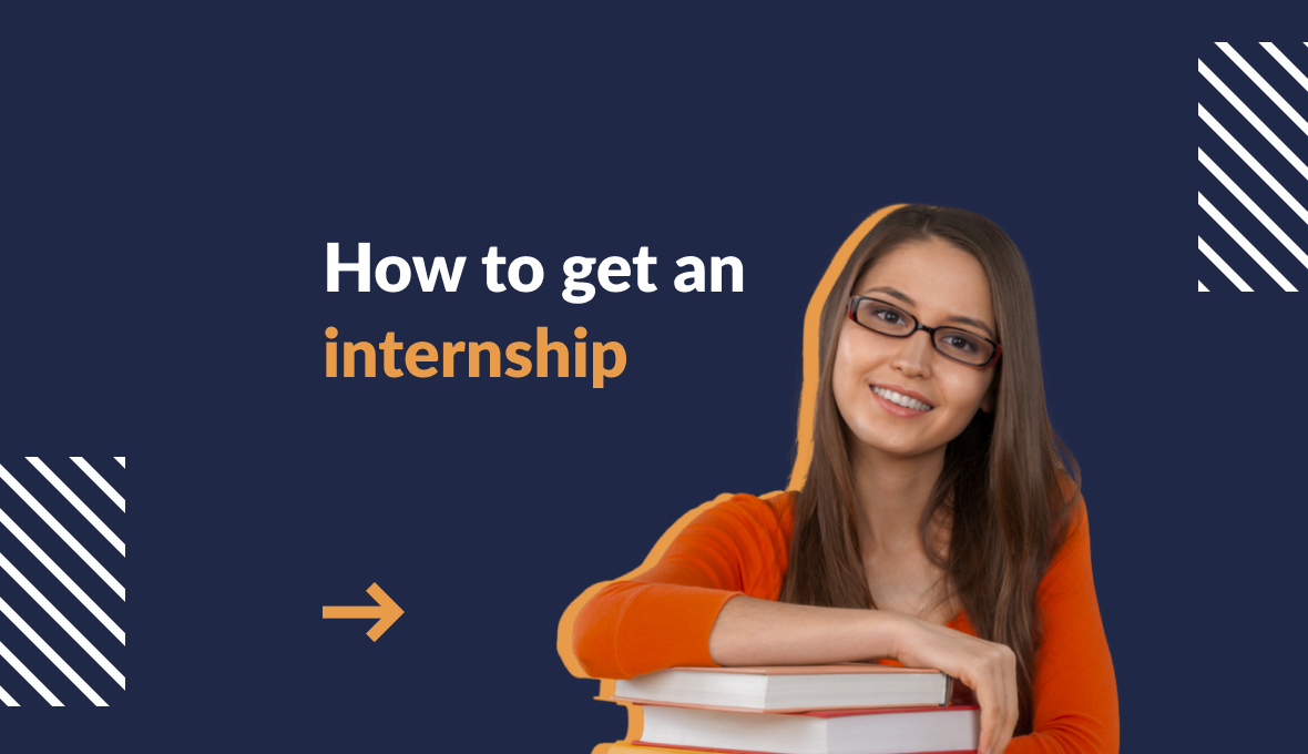 how to get an internship?