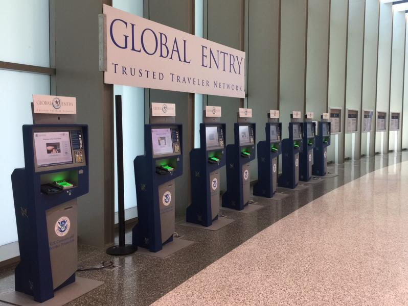 best credit card travel statement credit global entry