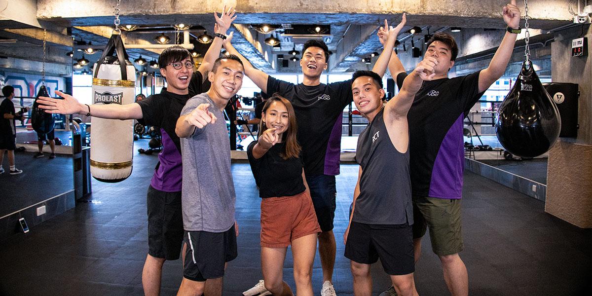 Media Studio Hong Kong with Rex Tso and Lennon Tsoi from RCT Boxing